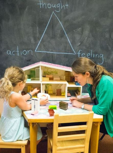 Child therapy education
