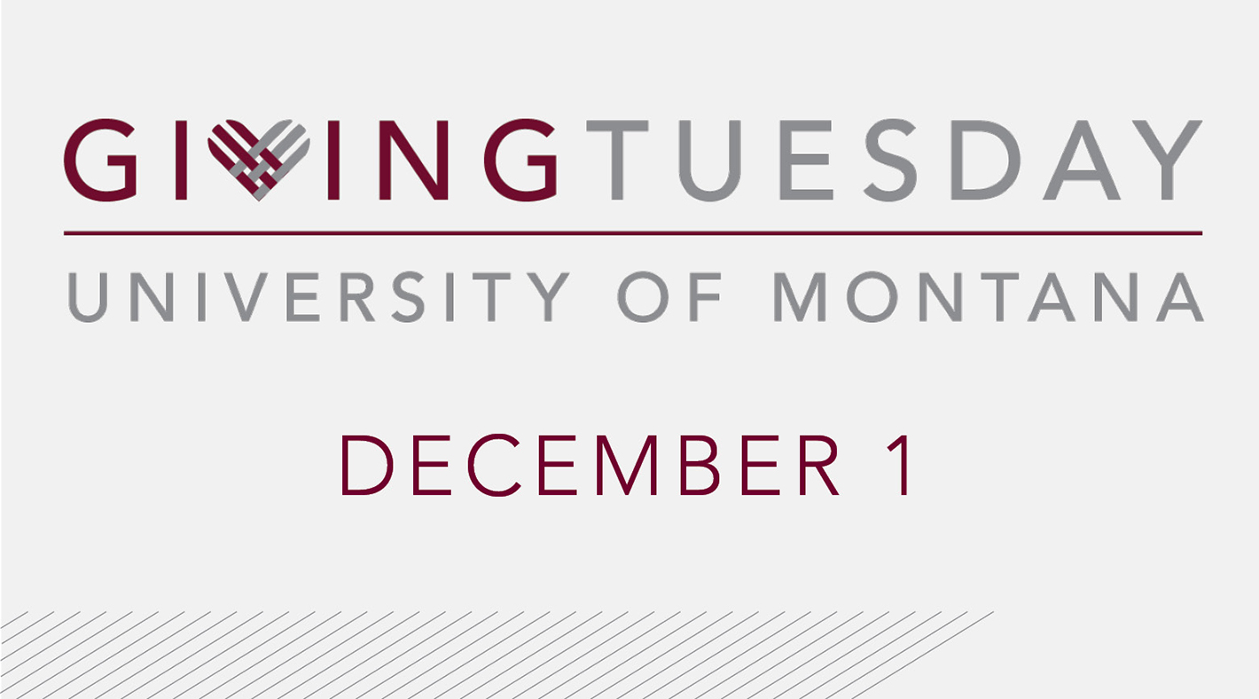 Giving Tuesday is Dec. 1, 2020